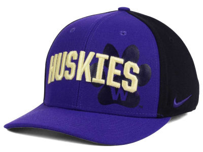 Washington Huskies Nike NCAA Classic 99 Swoosh Flex Cap