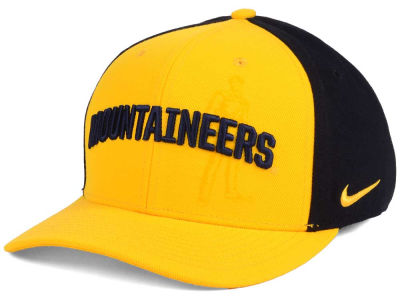 West Virginia Mountaineers Nike NCAA Classic 99 Swoosh Flex Cap