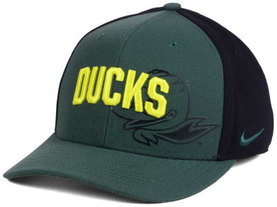 Oregon Ducks Nike NCAA Classic 99 Swoosh Flex Cap