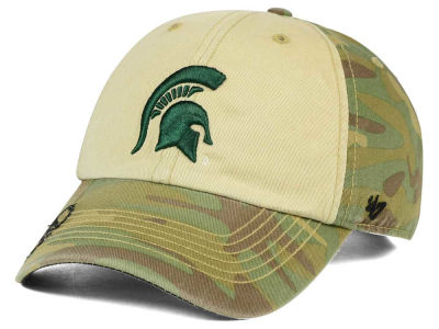 Michigan State Spartans '47 NCAA Operation Hat Trick Gordie '47 CLEAN UP Cap