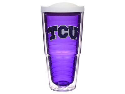 Texas Christian Horned Frogs MLB 24oz. TC Tumbler with Lid