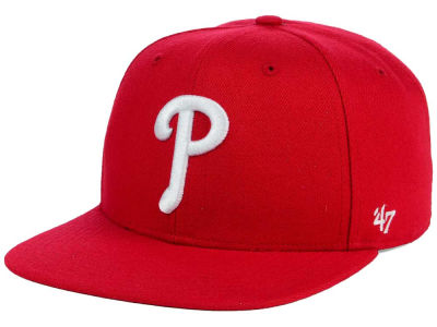 Philadelphia Phillies '47 MLB Sure Shot '47 Snapback Cap