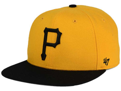 Pittsburgh Pirates '47 MLB Sure Shot '47 Snapback Cap