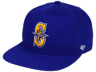Seattle Mariners '47 MLB Sure Shot '47 Snapback Cap