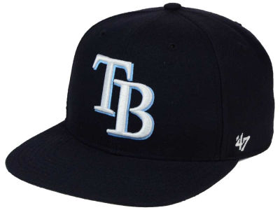 Tampa Bay Rays '47 MLB Sure Shot '47 Snapback Cap