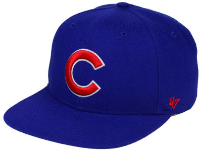 Chicago Cubs '47 MLB Sure Shot '47 Snapback Cap