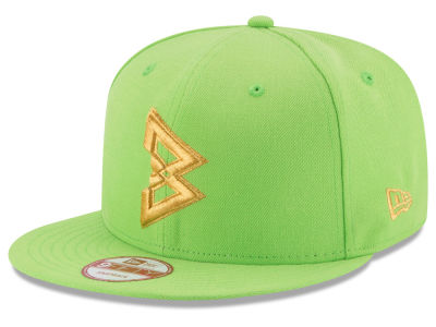 New Era Gold 9FIFTY Snapback Cap