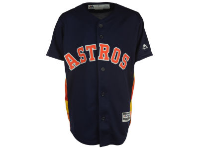 Houston Astros MLB Youth Blank Replica Jersey