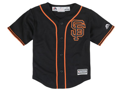San Francisco Giants MLB Toddler Blank Replica CB Jersey