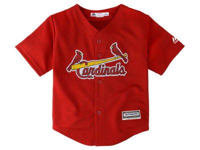 St. Louis Cardinals Majestic MLB Infant Blank Replica CB Jersey