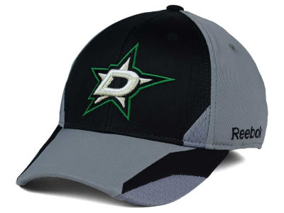Dallas Stars Reebok NHL Corner Net Flex Cap