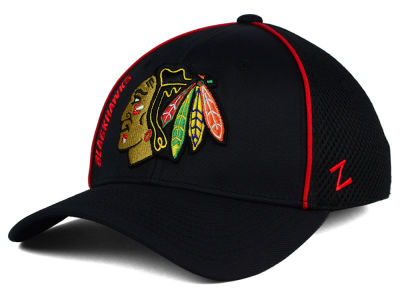 Chicago Blackhawks Zephyr NHL Punisher Flex Cap