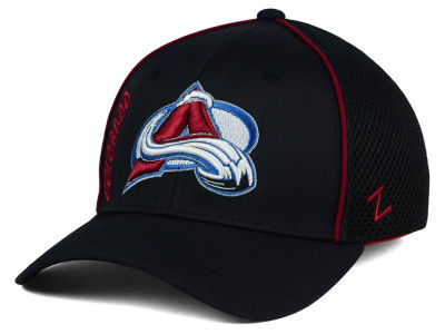 Colorado Avalanche Zephyr NHL Punisher Flex Cap