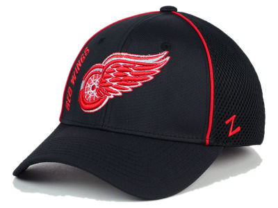 Detroit Red Wings Zephyr NHL Punisher Flex Cap