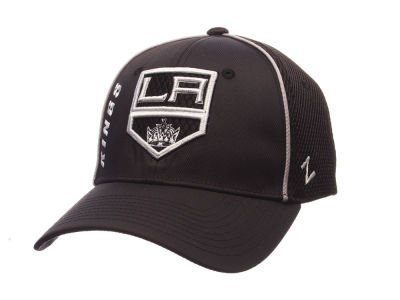 Los Angeles Kings Zephyr NHL Punisher Flex Cap