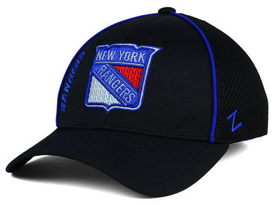New York Rangers Zephyr NHL Punisher Flex Cap