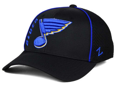 St. Louis Blues Zephyr NHL Punisher Flex Cap