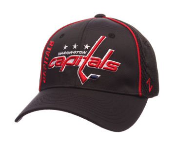 Washington Capitals Zephyr NHL Punisher Flex Cap