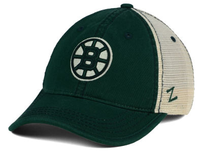 Boston Bruins Zephyr NHL St. Patricks Summertime Hat