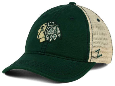 Chicago Blackhawks Zephyr NHL St. Patricks Summertime Hat