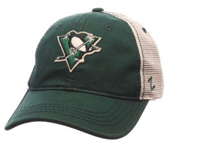 Pittsburgh Penguins Zephyr NHL St. Patricks Summertime Hat
