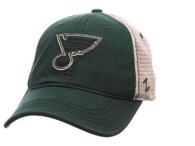 St. Louis Blues Zephyr NHL St. Patricks Summertime Hat