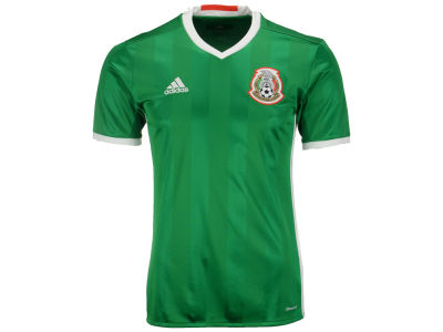 Mexico adidas National Team Men's Home Soccer Jersey