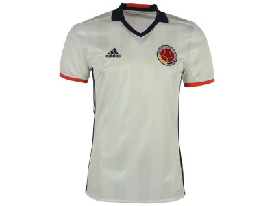 Colombia adidas National Team Men's Home Soccer Jersey