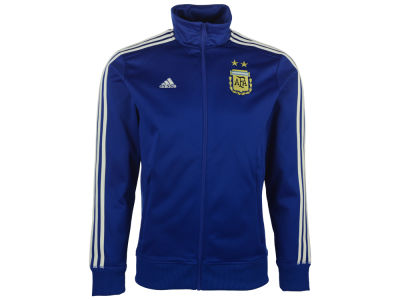 Argentina adidas MLS Men's National Team Full Zip Track Jacket