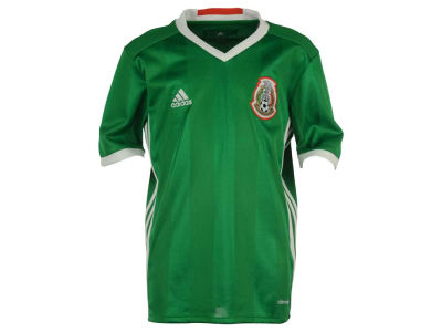 Mexico adidas MLB National Team Youth Home Jersey