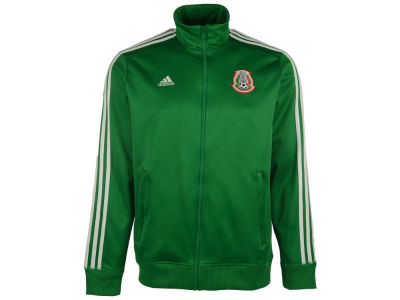 Mexico adidas MLS Men's National Team Full Zip Track Jacket