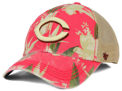 Cincinnati Reds '47 MLB Biscayne '47 CLEAN UP Cap