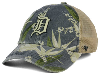 Detroit Tigers '47 MLB Biscayne '47 CLEAN UP Cap