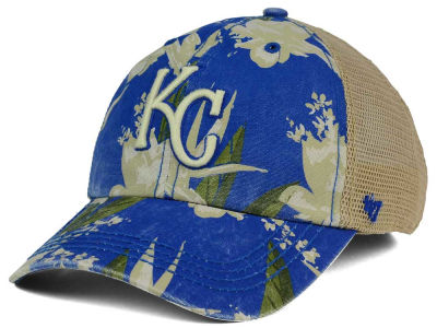 Kansas City Royals '47 MLB Biscayne '47 CLEAN UP Cap