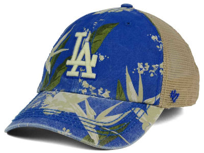 Los Angeles Dodgers '47 MLB Biscayne '47 CLEAN UP Cap