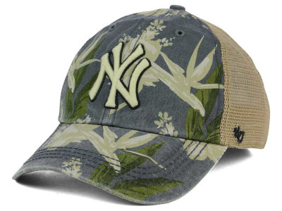 New York Yankees '47 MLB Biscayne '47 CLEAN UP Cap