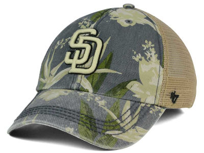 San Diego Padres '47 MLB Biscayne '47 CLEAN UP Cap