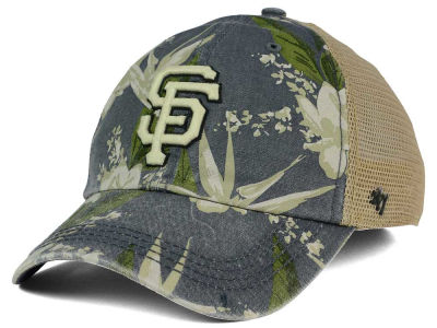 San Francisco Giants '47 MLB Biscayne '47 CLEAN UP Cap