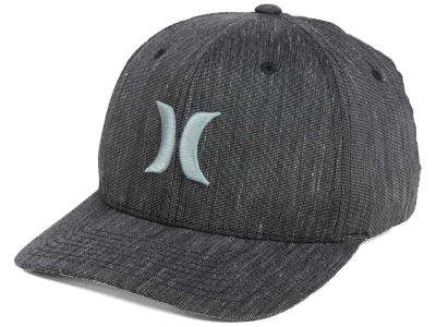 Hurley Black Suits Flex Cap