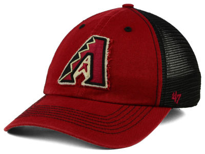 Arizona Diamondbacks '47 MLB Taylor '47 CLOSER Cap