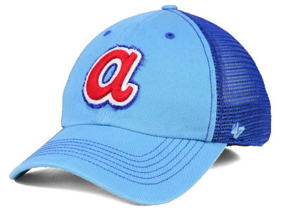 Atlanta Braves '47 MLB Taylor '47 CLOSER Cap