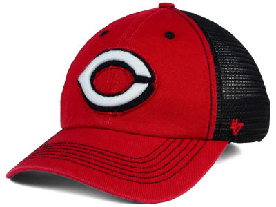 Cincinnati Reds '47 MLB Taylor '47 CLOSER Cap