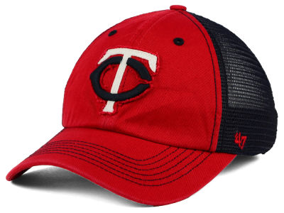 Minnesota Twins '47 MLB Taylor '47 CLOSER Cap