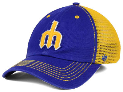 Seattle Mariners '47 MLB Taylor '47 CLOSER Cap