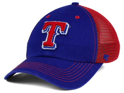 Texas Rangers '47 MLB Taylor '47 CLOSER Cap