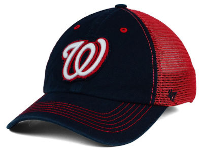 Washington Nationals '47 MLB Taylor '47 CLOSER Cap