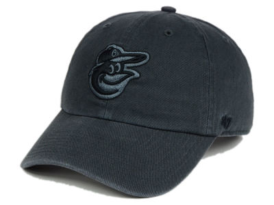 Baltimore Orioles '47 MLB Charcoal Black '47 CLEAN UP Cap
