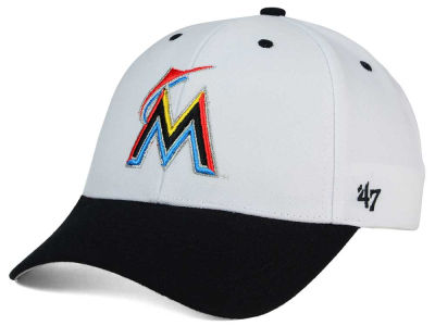 Miami Marlins '47 MLB Audible '47 MVP Cap