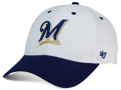 Milwaukee Brewers '47 MLB Audible '47 MVP Cap