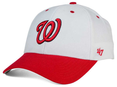 Washington Nationals '47 MLB Audible '47 MVP Cap